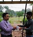 Swastha momento presented to Muzammil by Faisal.jpg