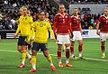 Sweden - Denmark, 8 April 2015 (17061615326).jpg