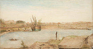 John Lewin - Sydney cove 1808