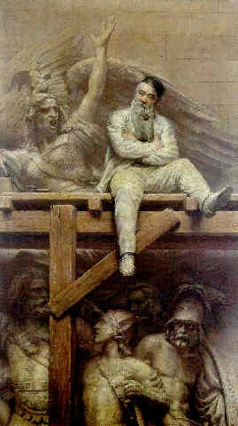 Sylvestre Rude sur Arc de Triomphe 1893