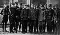 Sztab 1 Dywizji Wlkp. - d-ca gen. Daniel Konarzewski.jpg