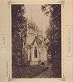 Tőke-Terebes, az Andrássy család mauzóleuma. 1895-1899 között - Fortepan 83536.jpg