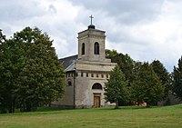 Třebovice (Triebitz) - kostel sv. Jiří.JPG
