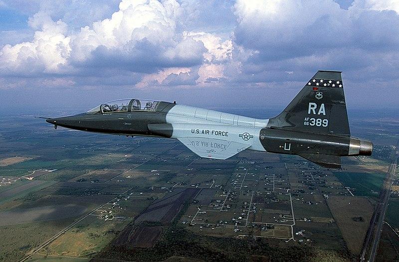File:T-38 560FTS RandolphAFB 2001.jpeg