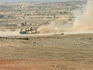 T-90 firing
