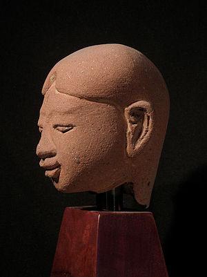 Majapahit Terracotta - Majapahit Terracotta head