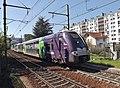 TER Rhône-Alpes quittant Chambéry (2015).JPG