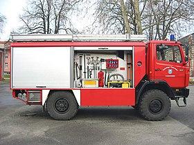 Tankloschfahrzeug 16 24 Tr