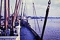 TS Havelstein NDL - Einkommend Antwerpen, Scheldekai 1962 63.jpg