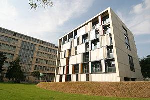 Graz University of Technology - Image: TUG Chemie 2
