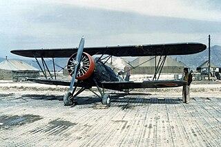 Japanese training aircraft