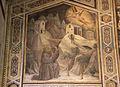 Taddeo gaddi, storie sacre, stimmate di s. francesco 01.JPG