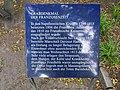 Tafel zum Grabdenkmal der Franzosenzeit in Hamburg-Barmbek-Süd.jpg