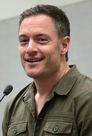 Tahmoh Penikett - Penikett at Phoenix Comicon in 2016