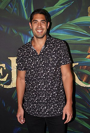 Josh Barrett (Home and Away) - Tai Hara (pictured) played Josh's brother Andy. Hara and Gallagher formed a strong brotherly friendship as they were introduced at the same time.