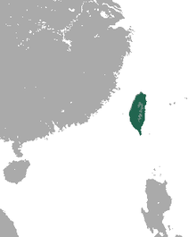 Taiwanese Mole Shrew area.png