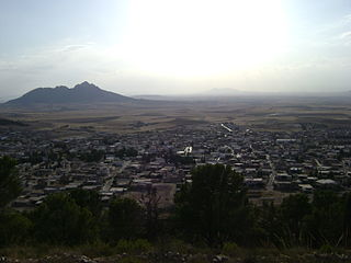 Tajerouine,  Kef, Tunisia