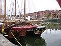 Tall Ships 2008 - Canning Dock - geograph.org.uk - 1155208.jpg