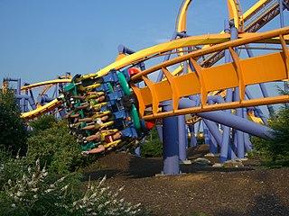 Talon (roller coaster) roller coaster