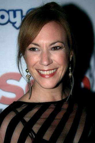 Rainie Cross - Tanya Franks (pictured) who plays Rainie
