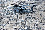 Task Force Falcon UH-60 Black Hawk helicopters transport personnel in eastern Afghanistan 130904-A-SM524-538.jpg
