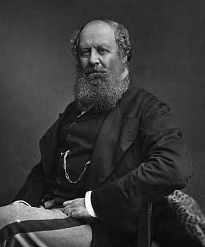 Parliamentary Secretary to the Treasury - Thomas Edward Taylor, Parliamentary Secretary to the Treasury from 1866 to 1868.