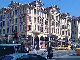 Mimar kemaleddin wikipedia for Hotels in istanbul laleli