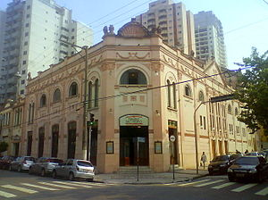 Teatro São Pedro (São Paulo) - Image: Teatro São Pedro, SP, 01