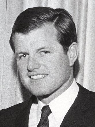 Ted Kennedy - Ted Kennedy in 1967