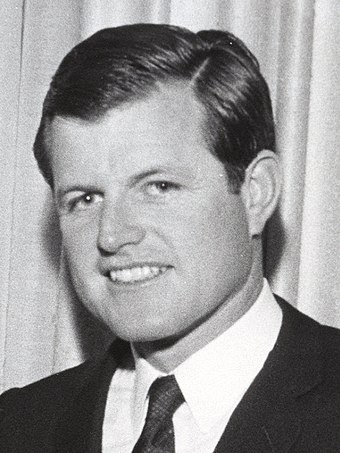 Senator Ted Kennedy led US congressional support for Bangladeshi independence Ted Kennedy, 1967 (cropped).jpg