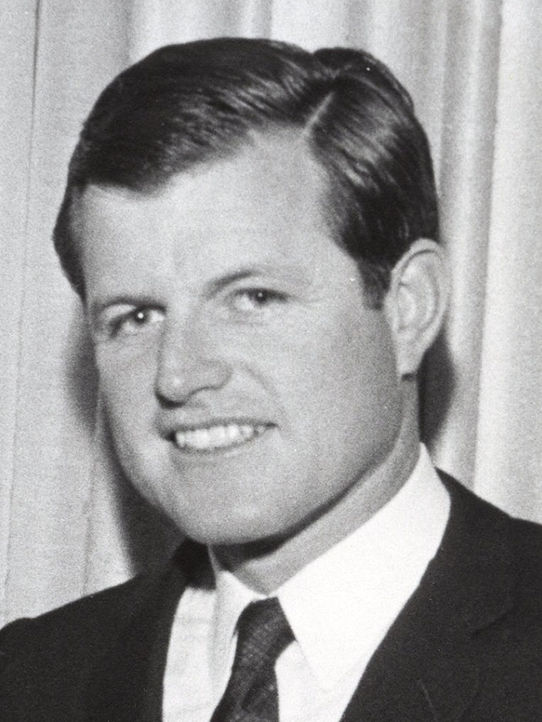 Ted Kennedy, 1967 (cropped)