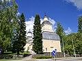 Teerijärvi bell tower 2017.jpg