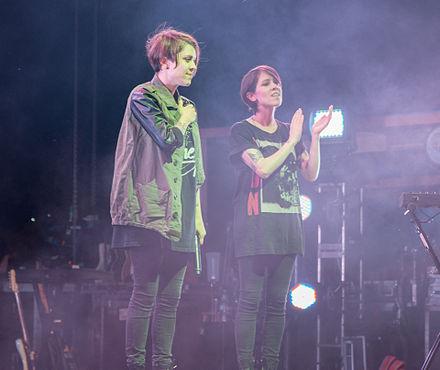 Tegan og Sara dating 2013 DC dating hendelser