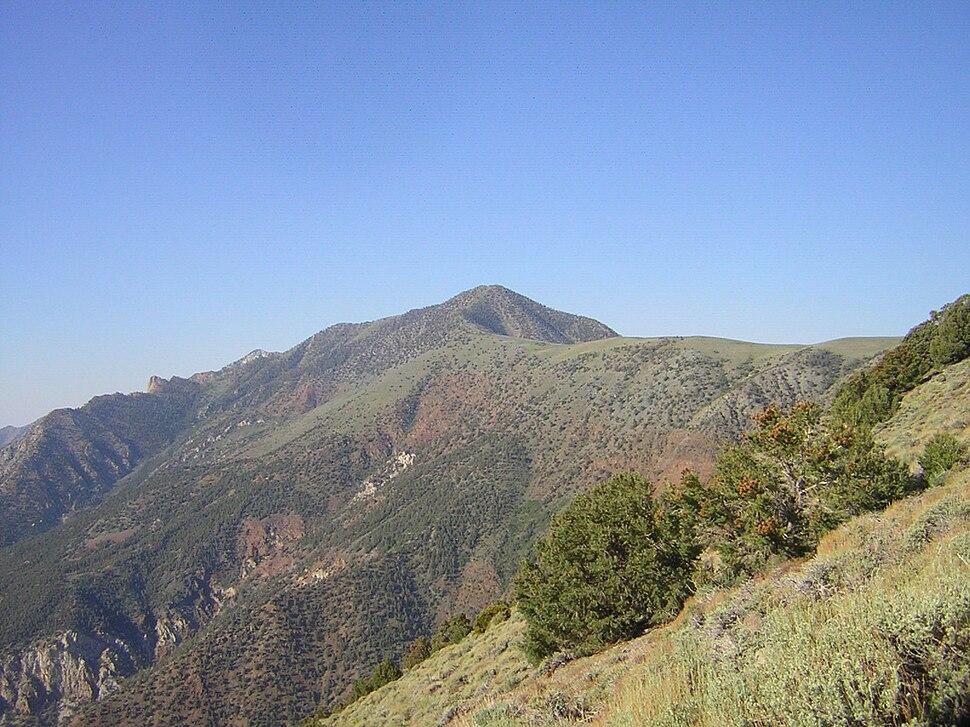 Telescope Peak - Death Valley NP California