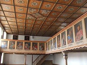 Apostle - Gallery of the Apostles, Temmenhausen Nikolauskirche
