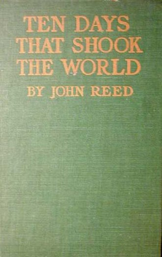 Ten Days That Shook the World - 1919 Boni & Liveright first edition