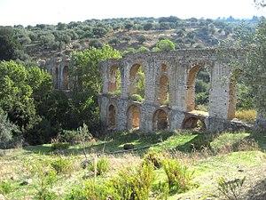 Termini Imerese - Roman aqueduct