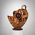 Terracotta fragments of a neck-amphora (jar) MET DP119405.jpg