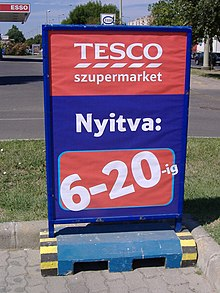 List of supermarket chains in Hungary - Wikipedia