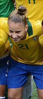 Thaís Duarte Guedes Brazilian footballer
