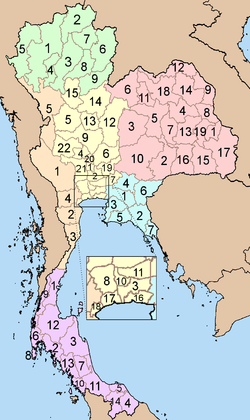 Geography of Thailand - Wikipedia, the free encyclopedia