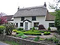 Thatched cottage at Lyes Green - geograph.org.uk - 167659.jpg
