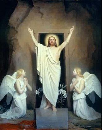Christ myth theory - Image: The Resurrection Of Christ