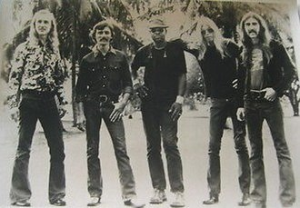 The Allman Brothers Band - Image: The Allman Brothers Band (1972)