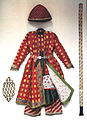 The Armenian merchant-khoja's costume, 17th century, (collection of Arpi Hovhannessian, USA), 01.jpg