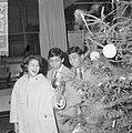 The Blue Diamonds en Anneke Gronloh naar Indonesie vertrokken, Anneke Gronloh en, Bestanddeelnr 917-2578.jpg