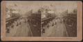 The Bowery and elevated railroads, New York, by Kilburn, B. W. (Benjamin West), 1827-1909.png