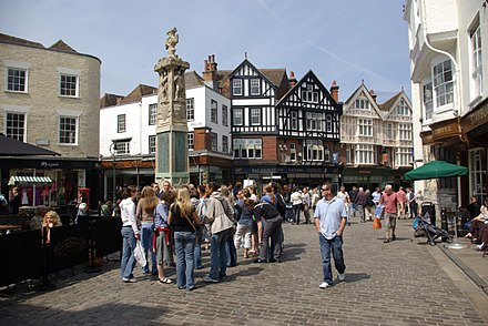 The Buttermarket, Canterbury