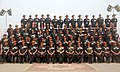 The Chief of Army Staff and President Gorkha Brigade, General Bipin Rawat in a group photograph with Gorkhas, during 9 GR Bicentenary Celebrations, at 39 Gorkha Training Centre, in Varanasi on November 10, 2017.jpg