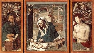 triptych by Albrecht Dürer